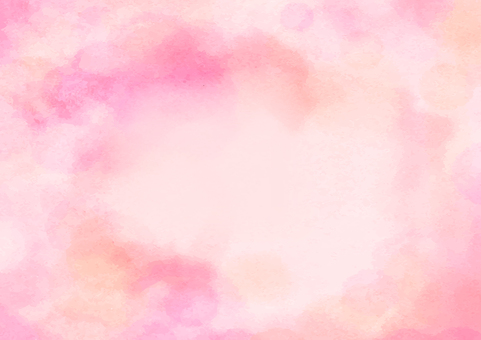 Pink watercolor texture background material