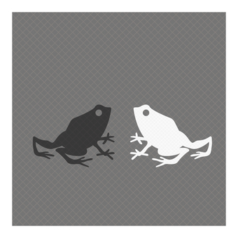 Business icon (frog)