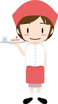 Waitress (Front)