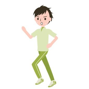 Running men 4