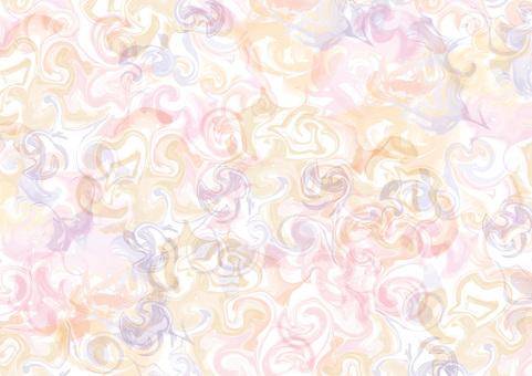 大理石花紋1·紅色