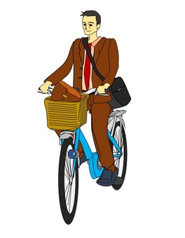 Commuting by bicycle ... Part 3