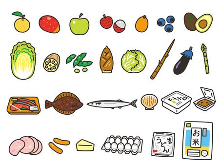 Food set 03