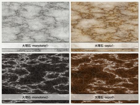 大理石背景素材集合單調棕褐色