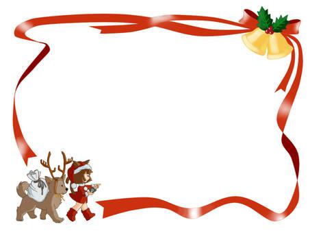 크리스마스 벨 프레임 2