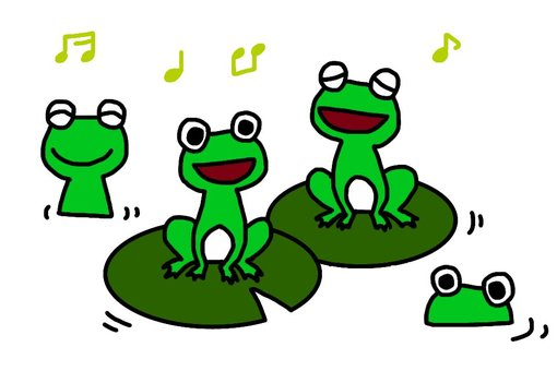Frog chorus 1