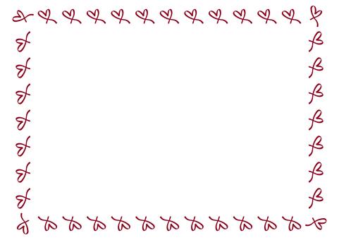 Square Heart Frame 7