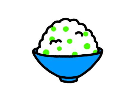콩밥 블루