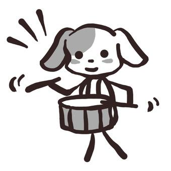 音乐·小鼓
