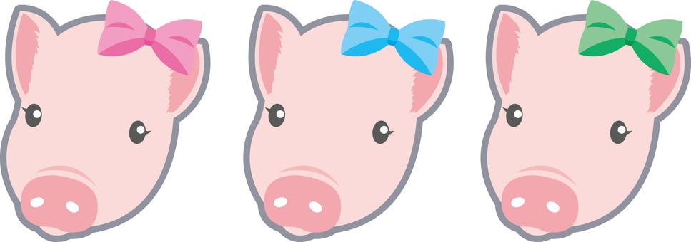 Mini Pig!