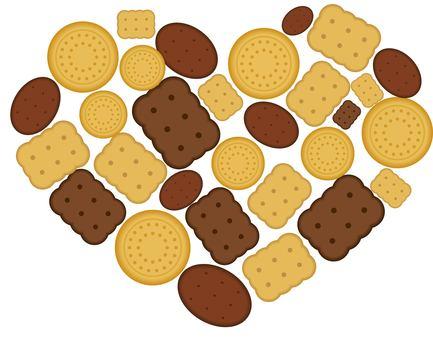Biscuit Heart