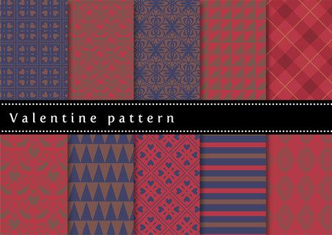 Pattern set 029 chic