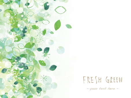 Fresh green frame ver12