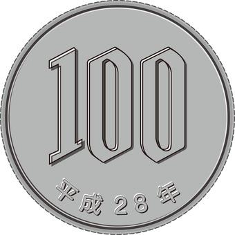 Heisei era80 year simple 100