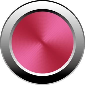 Metal Button 【Aka】