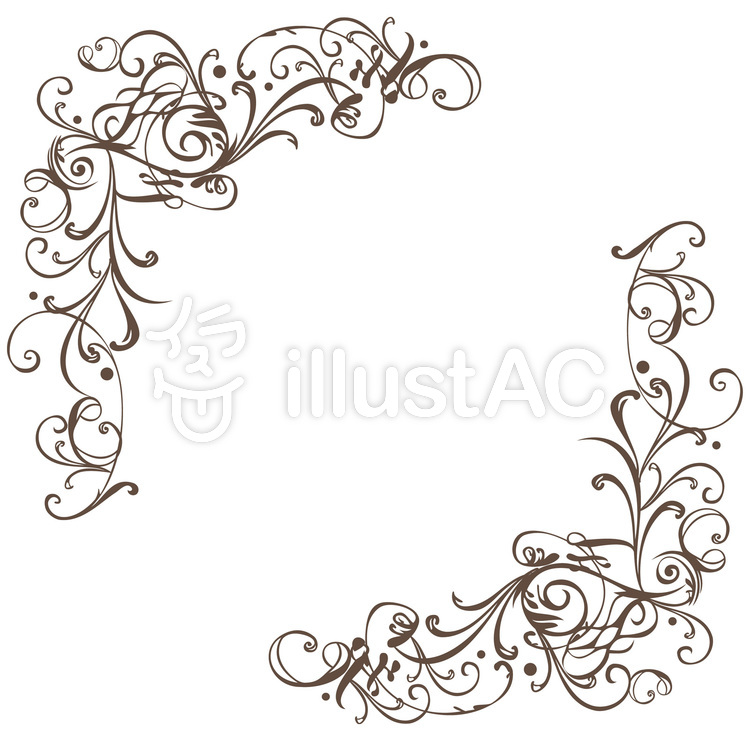 Classic Simple Frame Border Decorative