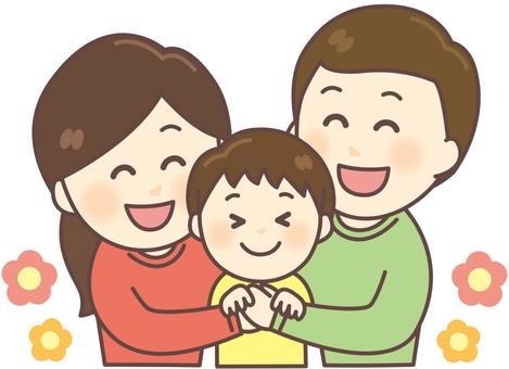 Family 3 (upper body)