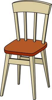 식당 의자