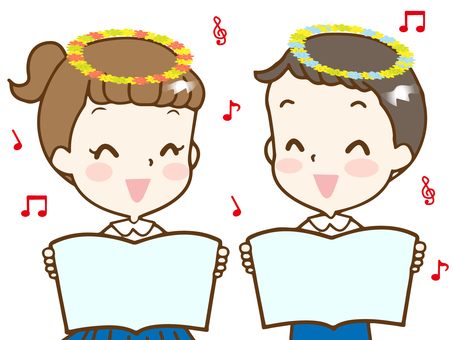 合唱團(嬰兒對)