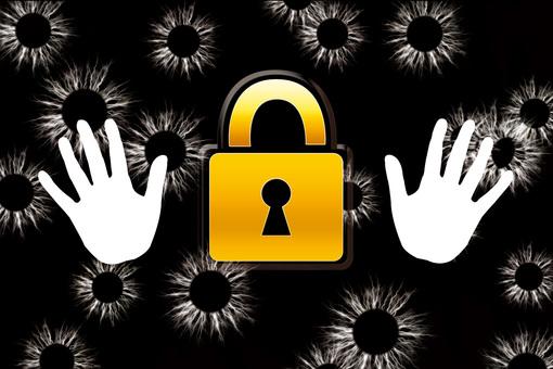 Security Block Padlock 1