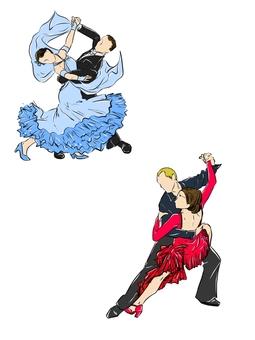 사교 댄스 3