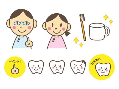 Dentist's set