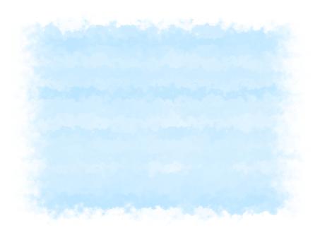 Wallpaper watercolor aqua