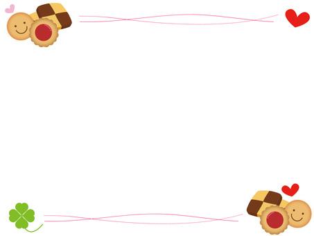 쿠키 카드