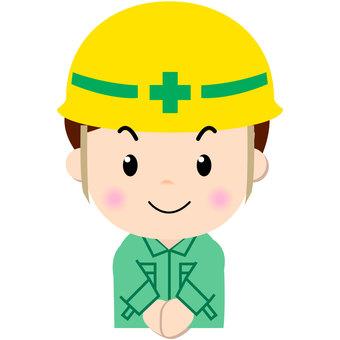 Workman _ upper body