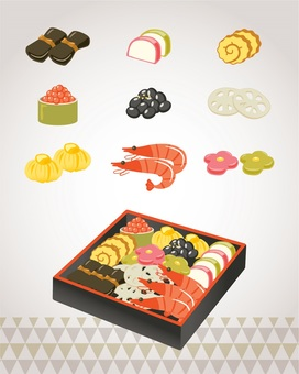 Osechi collection