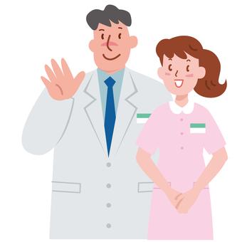 Doctors and nurses 1