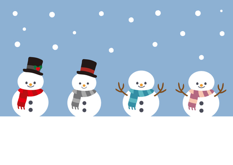 Snowman ③