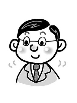 A gentle boss