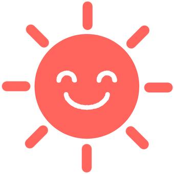ニコニコ太陽
