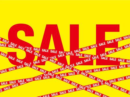SALE poster sales promotion / advertisement)