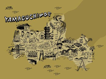 YMAGUCHI MAP