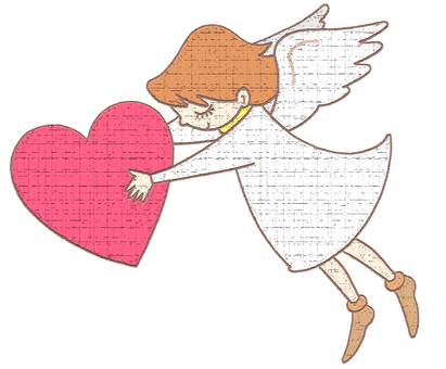 Heart and angel.2
