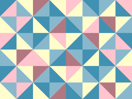 Brilliant and colorful polygon like background
