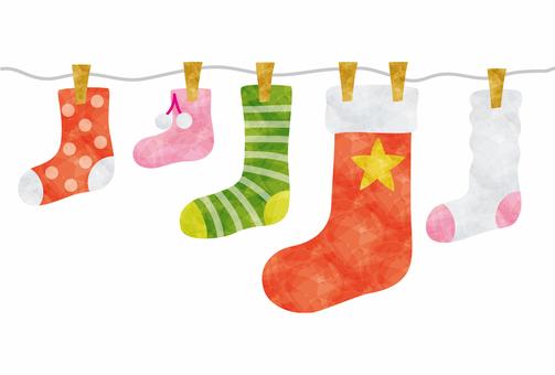 Christmas / socks