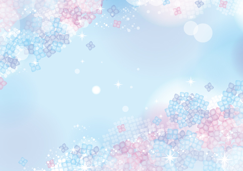 Ajisai fantastic frame 01