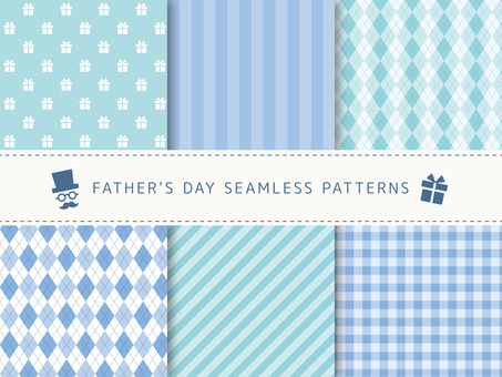 Father's Day Pattern Set