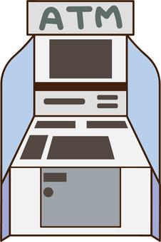 ATM 은행 주 선 유 심플