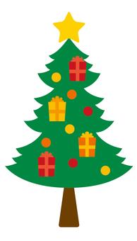 Christmas tree 44