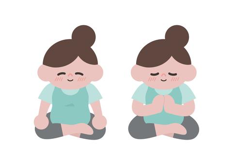 2001 Maternity Yoga