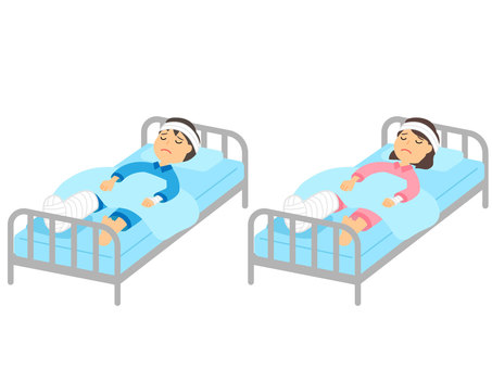 Hospitalization due to injury 01