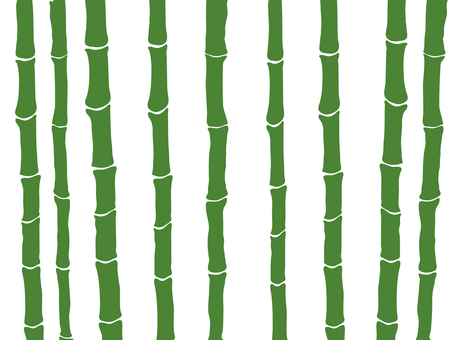 Background bamboo forest
