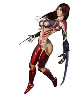Dragon Lady Mutant