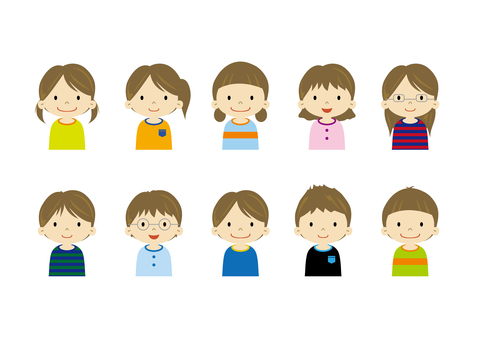 Kids collection (color)
