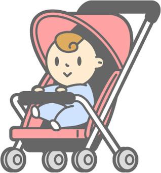 Baby baby stroller