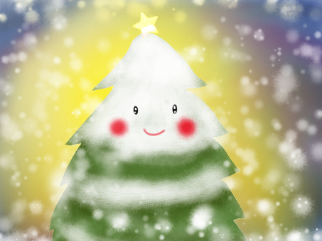 크리스마스 트리 동화